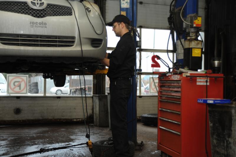 Garage Mécanique Métrique - Photo 15