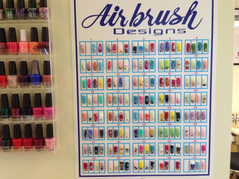 A1 Nail Pampers - Photo 2