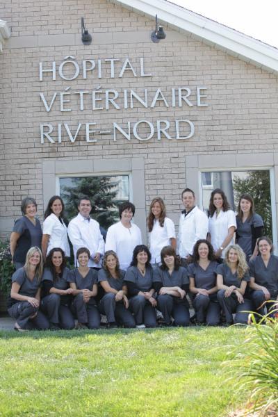 Notre équipe - Hopital Vétérinaire Rive Nord