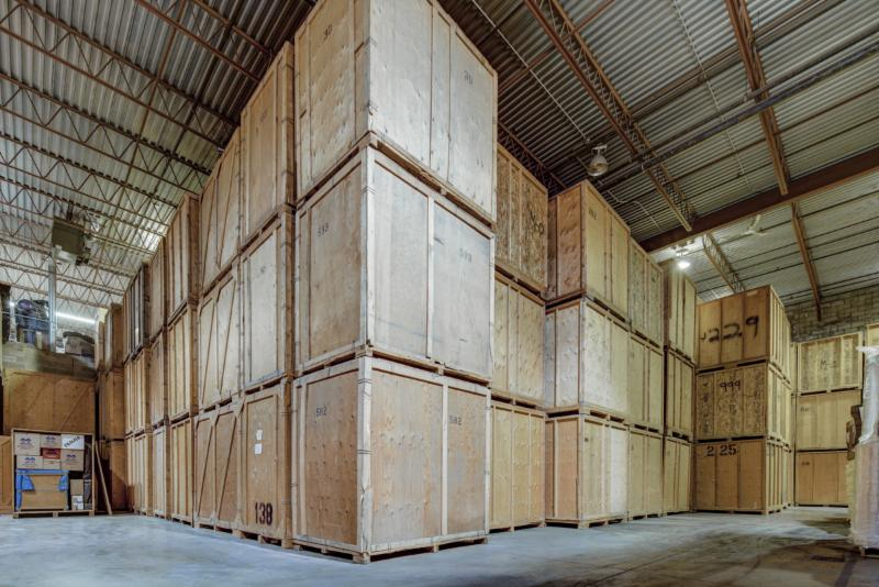 Matco has two storage options, climate controlled and bonded storage. We guarantee the safety and security of your items that are stored in our monitored facilities. Matco ensures all items leave our warehouses in the same condition they came. - Matco Moving Solutions