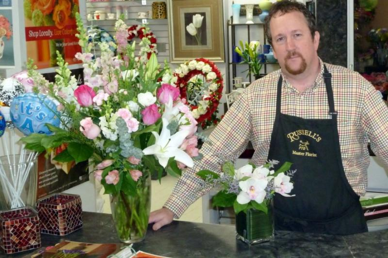 Russell's Flower Shop - Photo 1