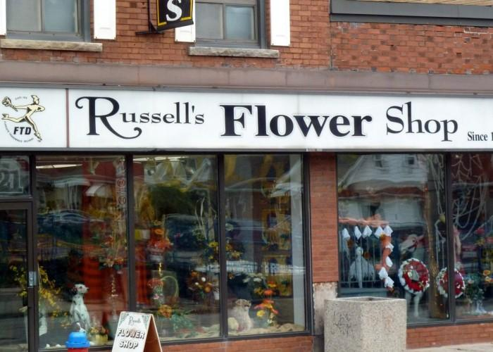 Russell's Flower Shop - Photo 4