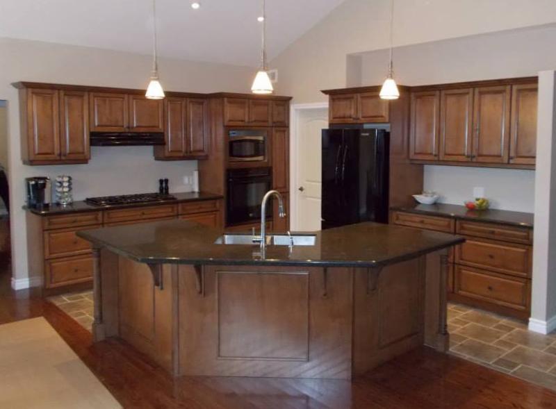 Kitchen Cabinet Refinishing Markham