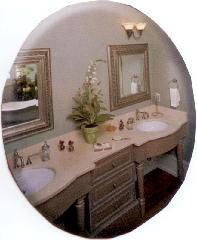 Bathroom vanity - Sunny Side Kitchens