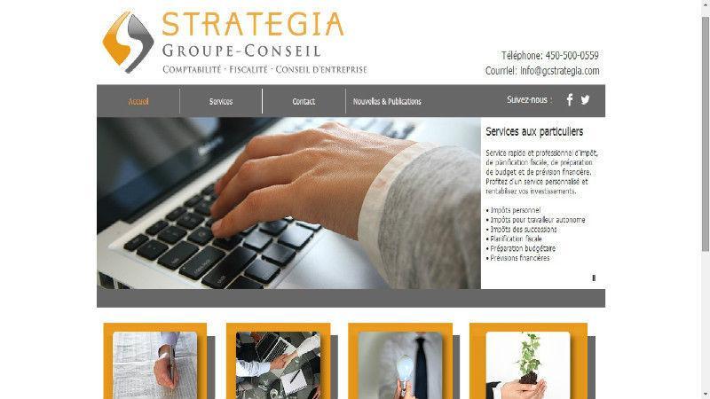 Groupe-Conseil Strategia - Photo 2
