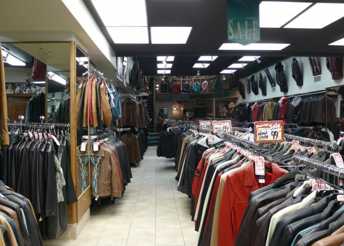 Leathers Giant Discount Warehouse - Photo 2