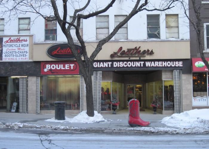 Leathers Giant Discount Warehouse - Photo 4