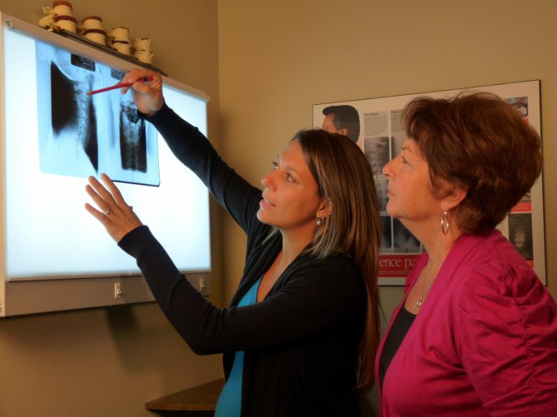 Explication des radiographies - La Vie Chiropratique