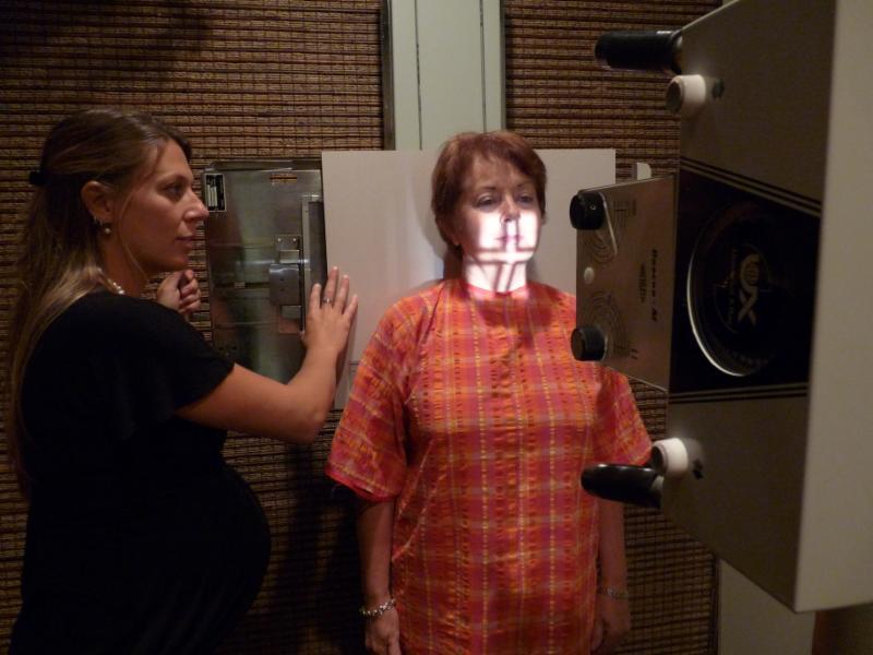 Prise de radiographies cervicales - La Vie Chiropratique
