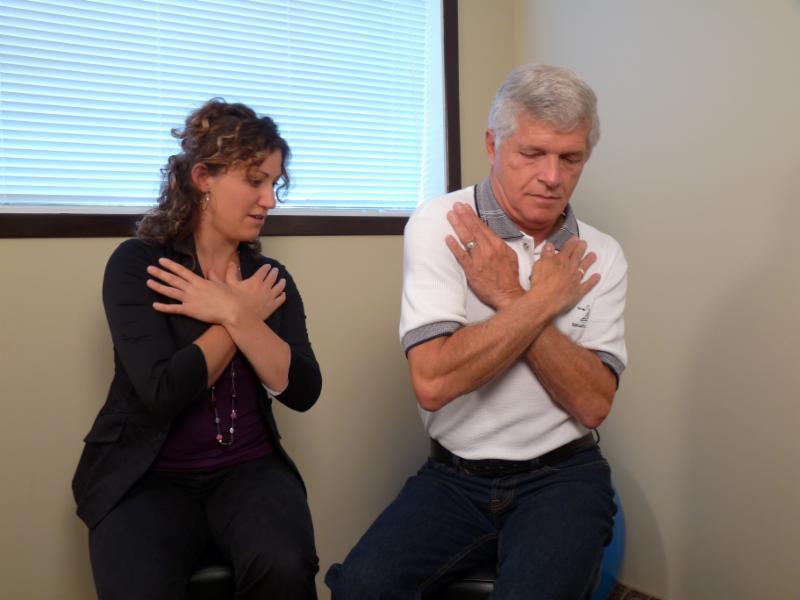 Explication d'exercices personnalisés - La Vie Chiropratique
