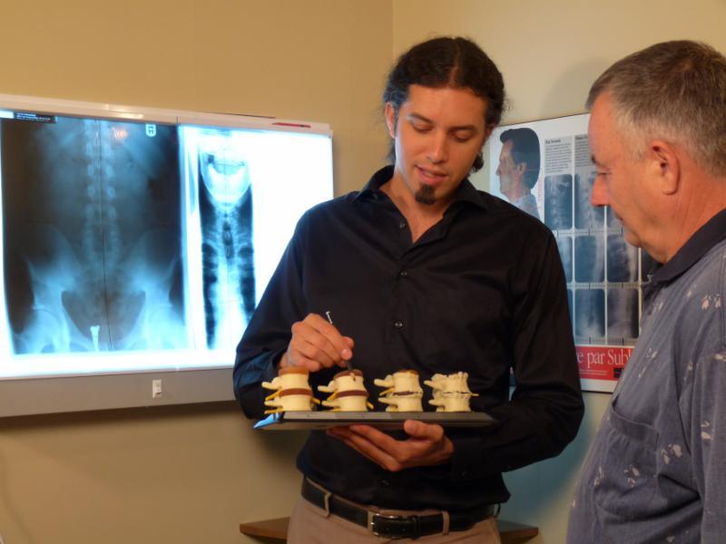 Explications des résultats radiologiques - La Vie Chiropratique