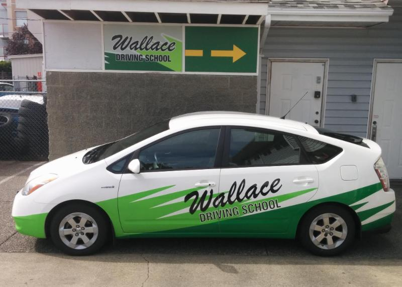 Wallace Driving School Ltd Canpages