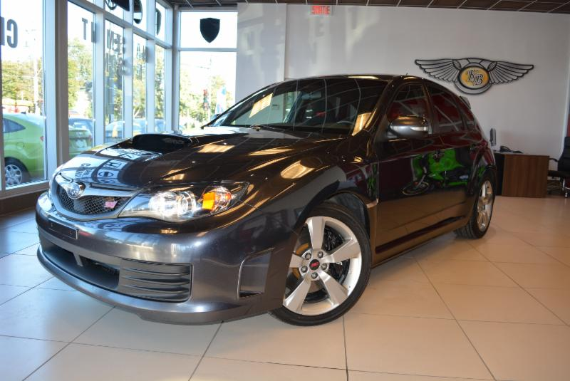 Subaru WRX SLi - Automobile Kerback Inc