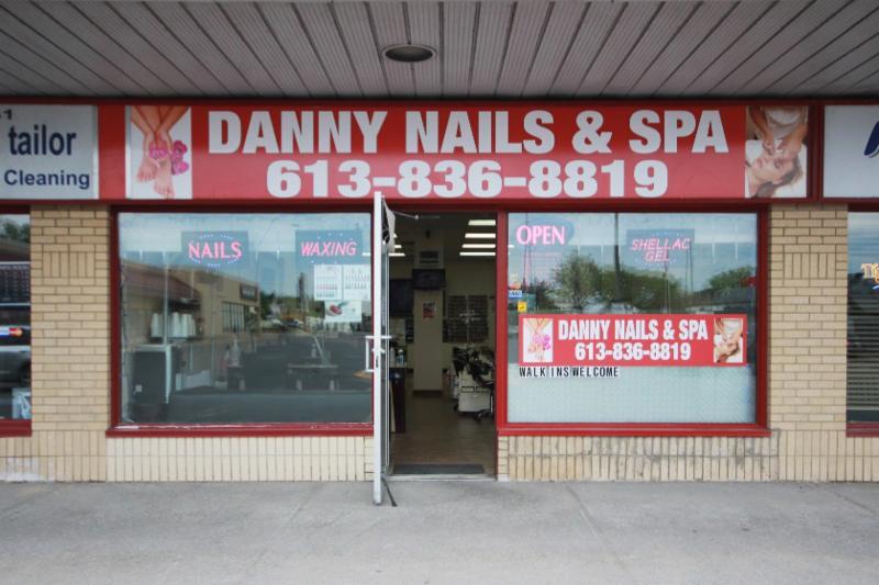 Danny Nails & Spa - Photo 1