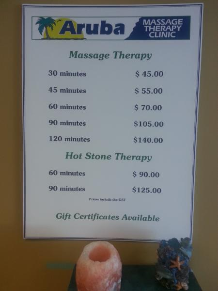 Aruba Massage Therapy Clinic - Photo 4