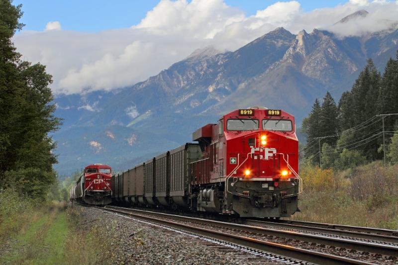Canadian Pacific Railway - Photo 1