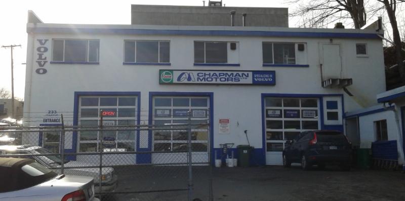 Chapman Motors Nanaimo Nanaimo Bc 233 Fraser St Canpages