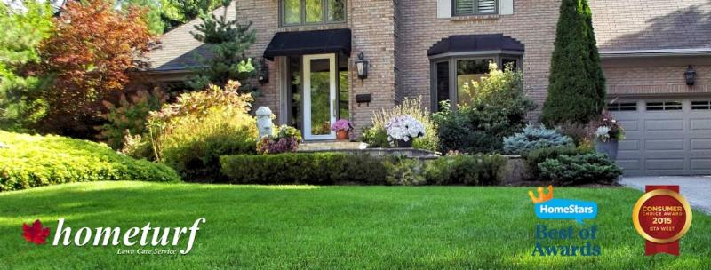 Hometurf Lawn Care Service - Mississauga ON - 7123 Fir Tree Dr   Canpages