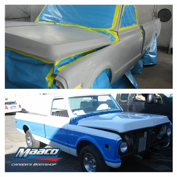 Maaco Collision Repair Auto Painting North York On