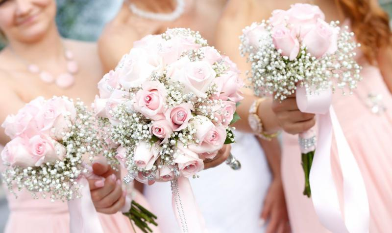 Bouquet de mariée - Fleurs Et Douceurs