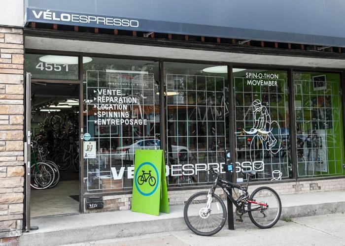 Vélo Espresso - Photo 4