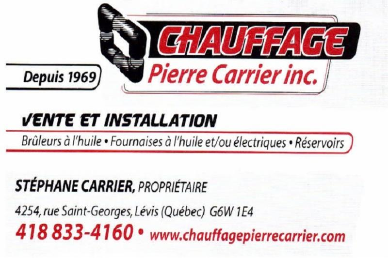 Chauffage Pierre Carrier Inc - Photo 1