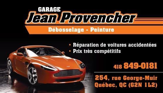 Garage Jean Provencher - Photo 1
