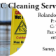 GFC Cleaning Services Inc - Nettoyeurs de vêtements - 604-496-3110