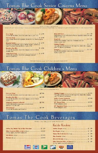 Tomas The Cook Family Restaurant - Photo 8