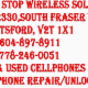 One Stop Wireless - Wireless & Cell Phone Services - 604-897-8911