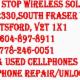One Stop Wireless - Service de téléphones cellulaires et sans-fil - 604-897-8911