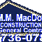 MacDonald M M Construction Ltd - Photo 1