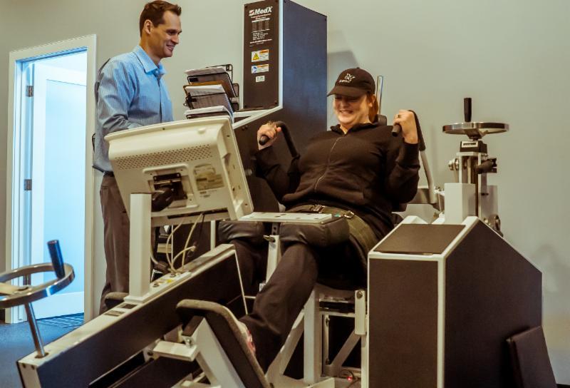 Alberta Back & Neck Rehab & Sports Injuries Clinic - Photo 3