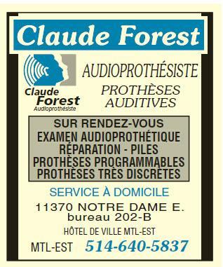 audioprothesiste au quebec