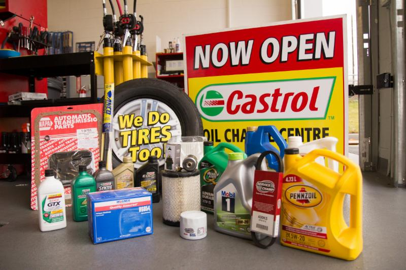 castrol express oil change car cleaning centre peterborough on 1643 lansdowne st w canpages. Black Bedroom Furniture Sets. Home Design Ideas