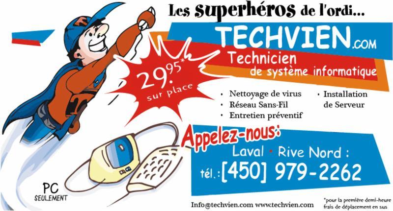 Techvien Informatique - Photo 1