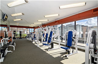 Fitness Room - Albert At Bay Suite Hotel