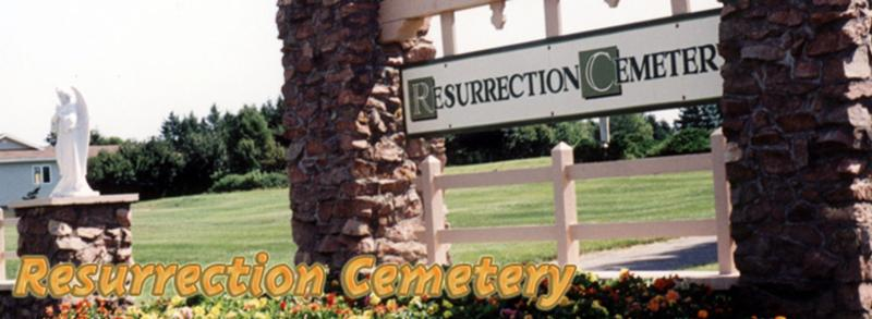 Resurrection Cemetery - Photo 1