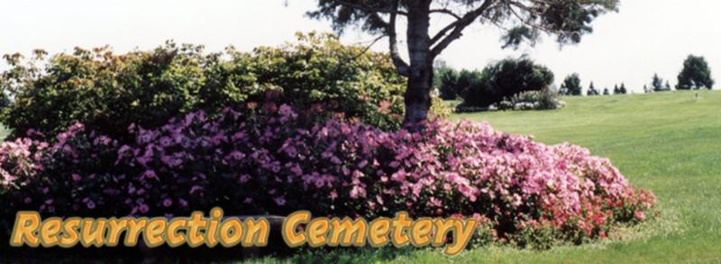 Resurrection Cemetery - Photo 2