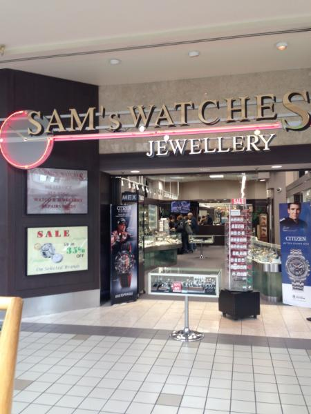 Sam's Watch-Jewellery Inc - Photo 1