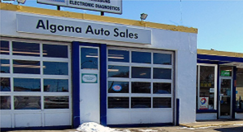 algoma auto sales sault ste marie on 114 tancred st