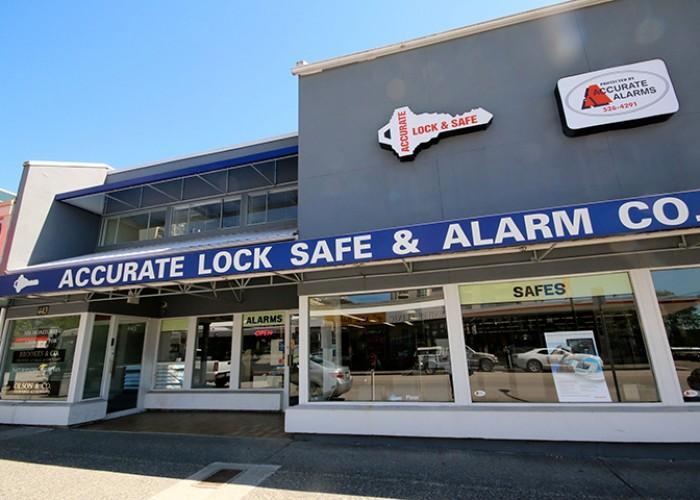 Accurate Lock Safe & Alarm Co Ltd - Photo 4
