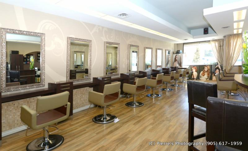 Michael's Hair Body Mind Salon and Medi-Spa - Photo 7