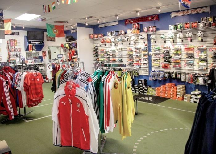 Fisher's Soccer Shack Inc - Photo 3