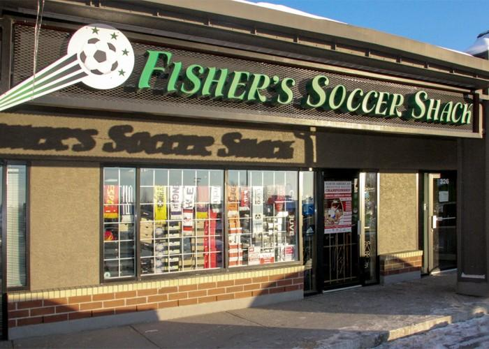 Fisher's Soccer Shack Inc - Photo 4