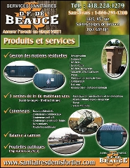 Services Sanitaires DF de Beauce Inc - Photo 11