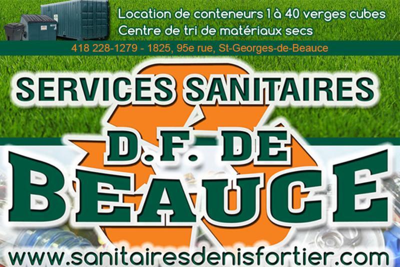 Services Sanitaires DF de Beauce Inc - Photo 3