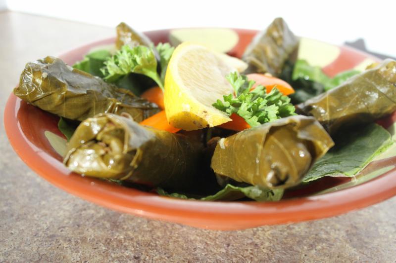 Pita Basket Traditional Lebanese Cuisine - Photo 9