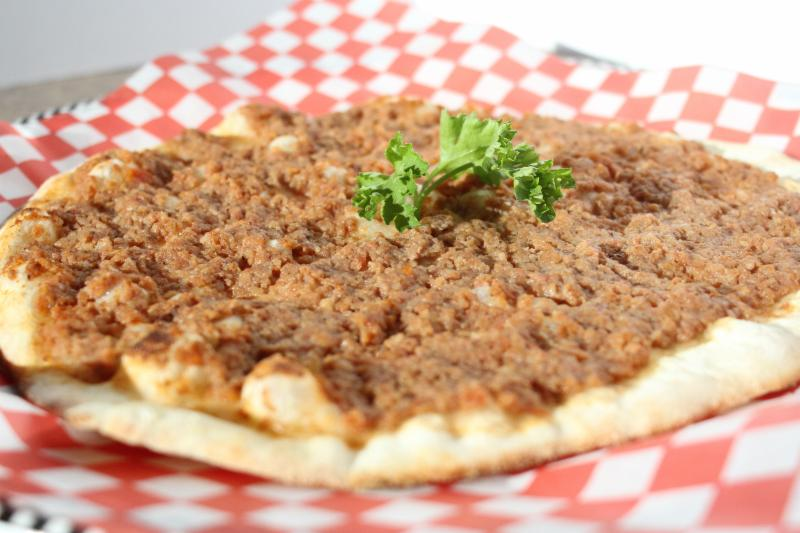 Pita Basket Traditional Lebanese Cuisine - Photo 13