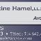 Étude Me Martine Hamel, Avocats - Lawyers - 514-642-4473